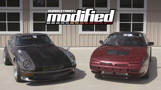 Download Wannagofast 2017! 1/2 Mile Top Speed Shootout: 1J 240SX vs 1J Datsun 240Z – Modified Ep. 5 Video