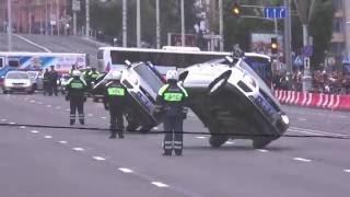 Download Выступление беларуских и российских инспекторов гаи на закрытие мотосезона-2016 H.O.G. Rally Minsk Video