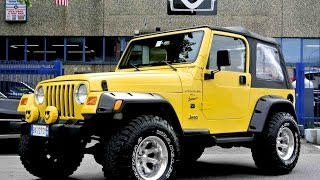Download The Power of V8 : Jeep TJ 4.0 Sport Video