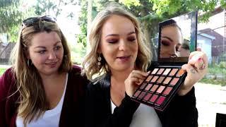 Download IMATS Vlog + Haul 2018 | Toronto | Vogue Bandwagon Video