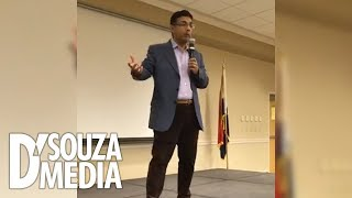 Download D'Souza answers surprising student questions at Truman State Video