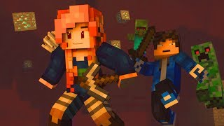 Download MINECRAFT - TOP 10 MINECRAFT SONGS - 2017 BEST ANIMATED MINECRAFT MUSIC VIDEO'S EVER Video