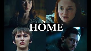 Download Jon, Sansa, Arya & Bran | Home Video
