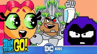 Download Top 10 Video Game References | Teen Titans Go! | DC Kids Video