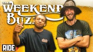 Download Garrett Hill & Forrest Edwards: Threat, Uggs & Tramp Stamps! Weekend Buzz ep. 82 pt. 1 Video