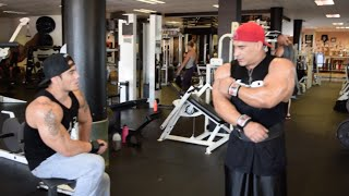 Download 619 MUSCLE TV: Training Series - Cannonball Delts feat. Jeremy Potvin Video