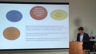 Download Smart specialisation strategies in the EU and their policy impact - Lecture by Prof. Dominique Foray Video