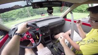 Download Driving a Modded Ford Festiva Video
