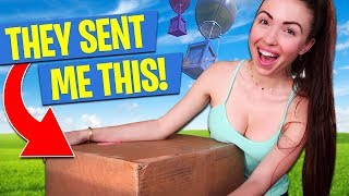Download FORTNITE SENT ME THIS!! Video