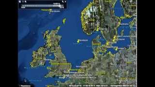Download Utvandrarna, Google earth Video