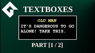 Download Textbox Tutorial: Game Maker Studio 2 [1/2] Video