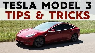 Download Tesla Model 3: Top 20 Tips & Tricks! Video