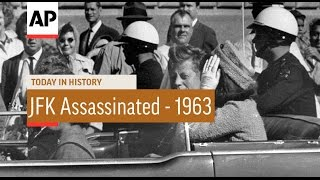 Download JFK Assassinated - 1963 | Today in History | 22 Nov 16 Video