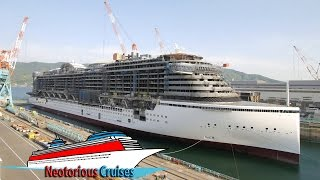 Download AIDAprima Cruise Ship : Full Construction Time-lapse by MKtimelapse Video