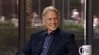 "Download Actor Mark Harmon Talks ""NCIS"" in Studio on The RE Show (1 of 2) - 5/7/15 Video"