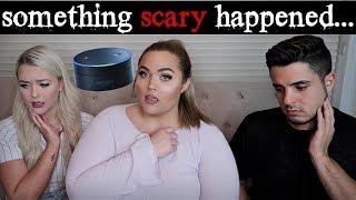 Download Alexa Did Something TERRIFYING... Loey Lane, Hailey Reese & AndrewTMI Video