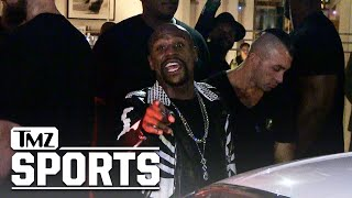 Download Floyd Mayweather: I Still Haven't Cashed Pacquiao or McGregor Checks   TMZ Sports Video