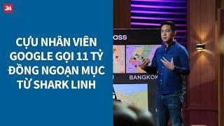 Download Shark Tank Việt Nam tập 2: Cựu nhân viên Google gọi 11 tỷ đồng ngoạn mục  VTV24 Video