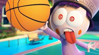 Download Spookiz | The Ultimate Basketball Competition | 스푸키즈 | Funny Animated Cartoonr Video