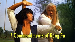 Download Wu Tang Collection - 7 Commandments of Kung Fu Video