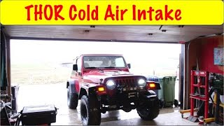 Download Trailhead OffRoad Cold Air Install Video
