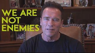 Download Arnold Schwarzenegger Reaction on Donald Trump Win Video