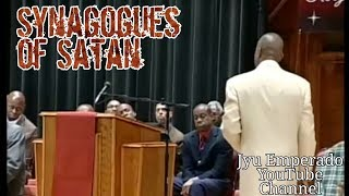 Download Gino Jennings ~ SYNAGOGUES OF SATAN! A HOMOSEXUAL CANNOT BE CHRISTIAN! Video