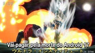 Download GOKU HUMILHA JIREN com o migatte no goku'i definitivo !!! Dragon ball super ep 129 Video