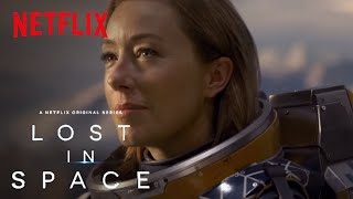 Download Lost in Space | Date Announcement [HD] | Netflix Video