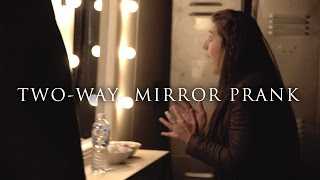 Download THE CONJURING 2 - SCARIEST TWO-WAY MIRROR PRANK EVER Video