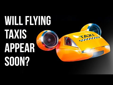 Flying Cars Will Be Available Sooner Than You Think