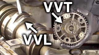 Download Variable Valve Lift vs Variable Valve Timing - VVL vs VVT Video
