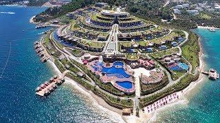 Download Jumeirah Bodrum Palace (Turkey): PHENOMENAL! Video