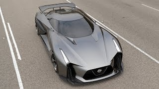 Download The next GT-R? Nissan 2020 Concept Gran Turismo Video