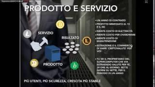 Download COINSPACE Guadagnare su Affitto Server - investimento serio Video