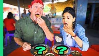 Download India's Best Breakfast Costs 14 Cents! Amazing Punjabi Street Food! Video