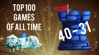 Download Top 100 Games of All Time: #40 - #31 Video