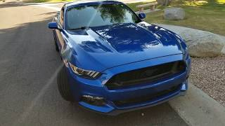 Download first problems with my new mustang gt only after 6,000 miles? Video