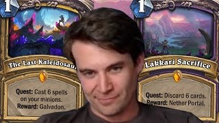 Download (Hearthstone) Which Quest Is The Worst? Video