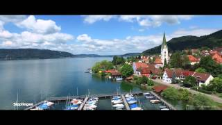 Download Der Bodensee von oben - Lake of Constance - Final Video