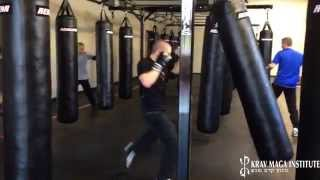 Download Training at Krav Maga Institute Video