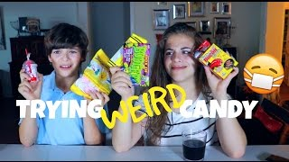 Download TRYING WEIRD CANDY | Baby Ariel Video
