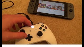 Download How to Use Xbox One / 360 Controllers on the Nintendo Switch Video