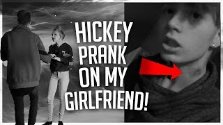 Download HICKEY PRANK ON MY GIRLFRIEND! (GONE SO WRONG) FT. ZOE LAVERNE AND CODY ORLOVE! Video