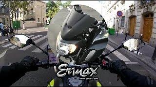 Download BULLE ERMAX SPORT MT-07 Video