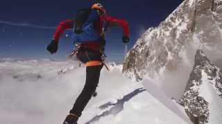 Download Explore Mont Blanc with Kilian Jornet, Ueli Steck, Candide Thovex, and Google Maps Video