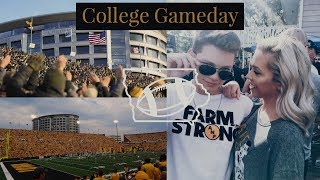 Download Weekend in my life || College Gameday + taking you to a tailgate Video