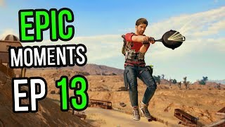 Download PUBG: Epic & Lucky Moments Ep. 13 Video