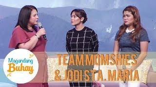 Download Momshies Karla, Melai and Jodi share where they were when Taal Volcano erupted | Magandang Buhay Video