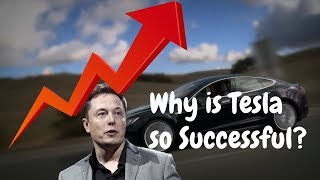 Download Why is Tesla Inc. SO SUCCESSFUL? (4 Major Technological Disruptions) Video